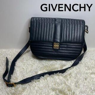 GIVENCHY - 【美品】GIVENCHY ジバンシー ショルダーバッグ ハンドバッグ ブラック