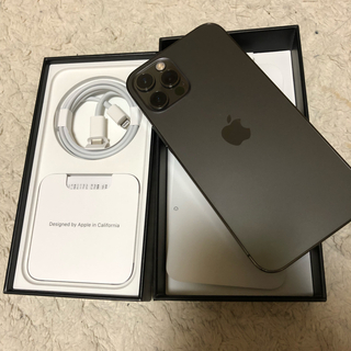 iPhone - iPhone12Pro 256  グラファイト