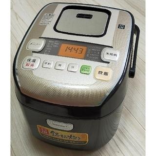 アイリスオーヤマ - アイリスオーヤマ 銘柄炊き 圧力IHジャー炊飯器 KRC-PA50-B