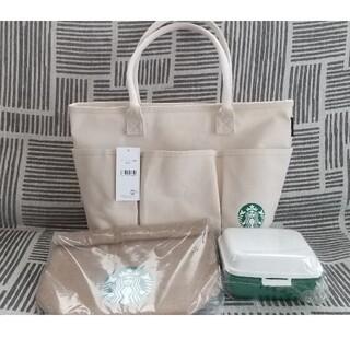 Starbucks Coffee - スターバックス トートバックetc.