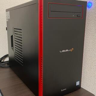 ゲーミングPC i7-9700 16GB GTX1660ti