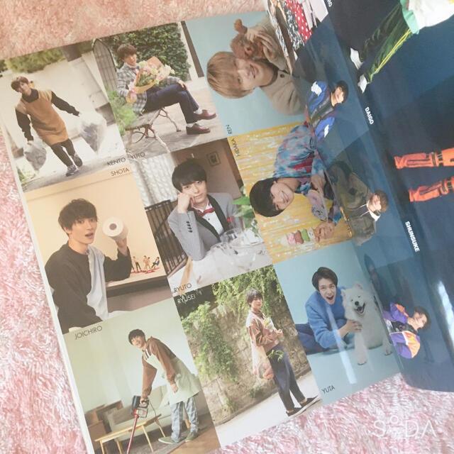 Johnny's(ジャニーズ)のちっこいMyojo  2021年 2月 キングアンドプリンス エンタメ/ホビーのタレントグッズ(アイドルグッズ)の商品写真
