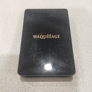 マキアージュ(MAQuillAGE)の新品 資生堂 MAQuillAGE マキアージュ パフ ケース付(その他)