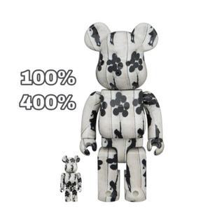 MEDICOM TOY - BE@RBRICK Flying Balloons Girl 100%&400%