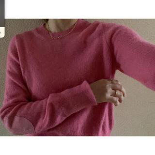 PRADA - PRADA elbow patch knit.