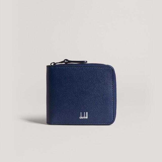 Dunhill(ダンヒル)の即完売品!新品未使用 ダンヒル 二つ折り ウォレット メンズのファッション小物(折り財布)の商品写真