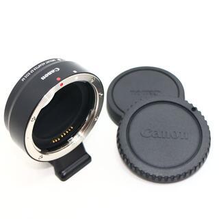 Canon - CANON MOUNT ADAPTER EF-EOS M