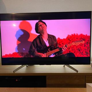 BRAVIA - BRAVIA kj49x8500F 4Kテレビ