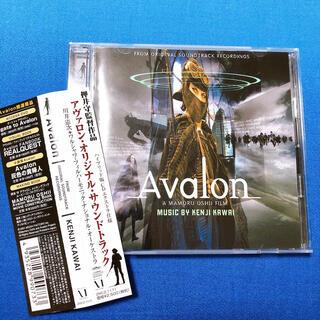 「アヴァロン」オリジナル・サウンドトラック/川井憲次(映画音楽)
