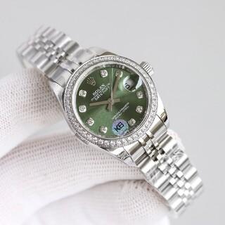 大人気 レディース 時計 ROⓁⒺⓍ 自動巻き