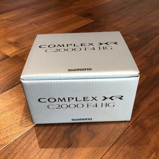 SHIMANO - 新品 シマノ コンプレックスXR C2000 F4 HG