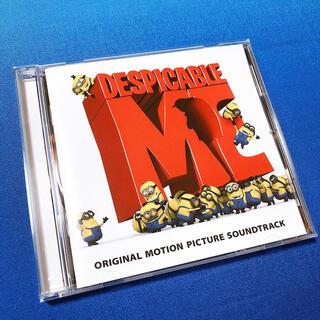 ミニオン(ミニオン)のDESPICABLE ME(映画音楽)