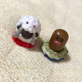ポケモン - ★【新品】ポケモンチョコエッグ ディグダ&ウールー★