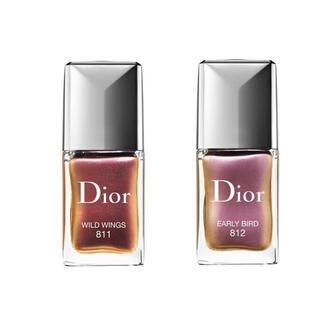 ディオール(Dior)のDior 新品 未使用 ヴェルニ 811 & 812 バーズ オブ ア フェザー(マニキュア)