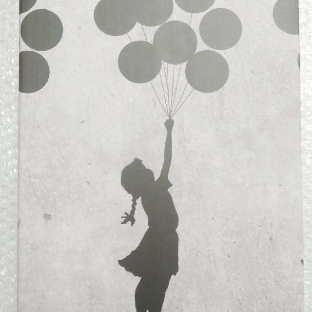 MEDICOM TOY(メディコムトイ)の新品 ベアブリック Flying Balloons Girl 100%&400% エンタメ/ホビーのフィギュア(その他)の商品写真