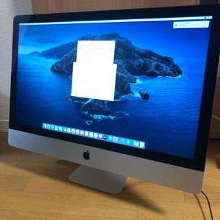 Mac (Apple) - iMac A1419 2013 27inch i5 1TB/8GB GTX775