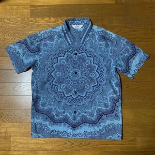 テンダーロイン(TENDERLOIN)のTENDERLOIN テンダーロイン T-PAISLEY ペイズリー 半袖シャツ(シャツ)