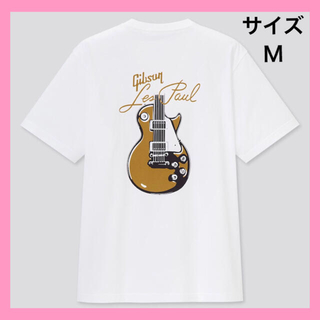 UNIQLO - ユニクロ ギブソン  UT ギターズ Tシャツ ブランズ Gibson