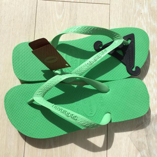 havaianas(ハワイアナス)のhavaianasビーチサンダル 25〜25.5cm レディースの靴/シューズ(ビーチサンダル)の商品写真
