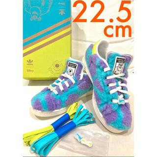 adidas - adidas × モンスターズインク PIXER ピクサー スニーカー 22.5
