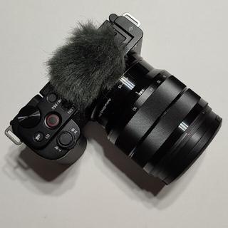 SONY - sony ZV-E10 SEL1018 セット 動作確認のみ