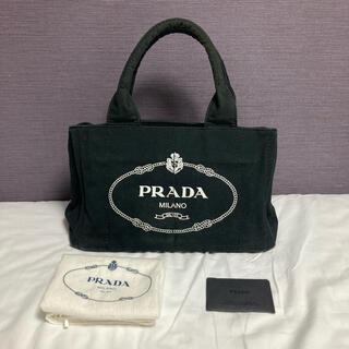 PRADA - プラダ PRADA カナパ ブラック トートバッグ 正規品