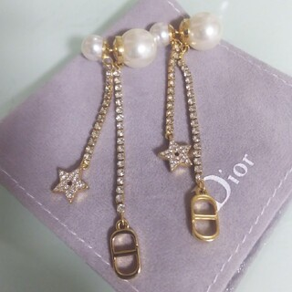 Dior - 美品❤️ディオールピアス