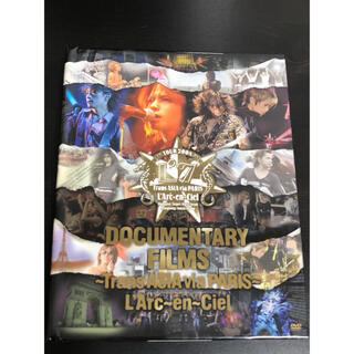ラルクアンシエル(L'Arc~en~Ciel)のラルク☆DOCUMENTARY FILMS(ミュージック)
