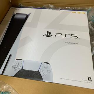 プレイステーション(PlayStation)のPS5 プレイステーション5 本体 24時間以内に発送可能(家庭用ゲーム機本体)