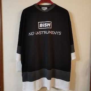 BiSH アユニ・D ホッケーシャツ