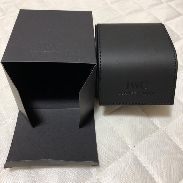 IWC(インターナショナルウォッチカンパニー)のIWC ウォッチケース メンズの時計(その他)の商品写真