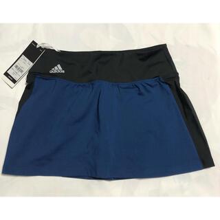 adidas - 【新品未使用】 adidas テニスウェア スカート (スコート) サイズL