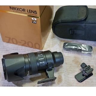 Nikon - 送料無料 NIKON AF-S 70-200mm F2.8G ED VRII