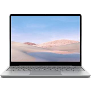 マイクロソフト(Microsoft)のマイクロソフト Surface Laptop Go THH-00020 プラチナ(ノートPC)