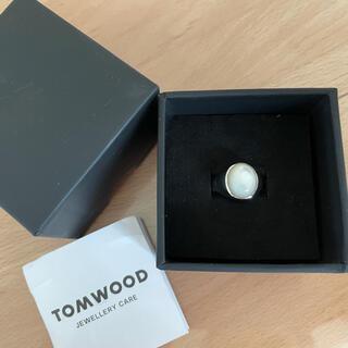 TOMORROWLAND - トムウッド TOMWOOD リング マザーオブパール 52