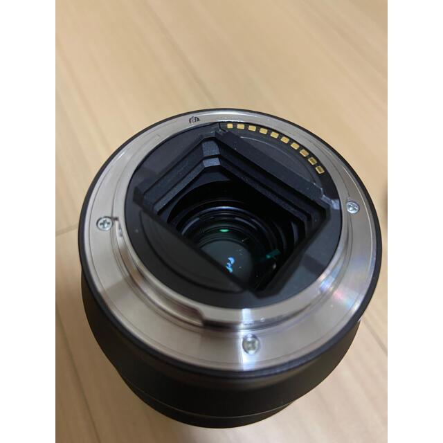 SONY(ソニー)のSONY FE 90mm F2.8 Macro G OSS SEL90M28G スマホ/家電/カメラのカメラ(レンズ(単焦点))の商品写真