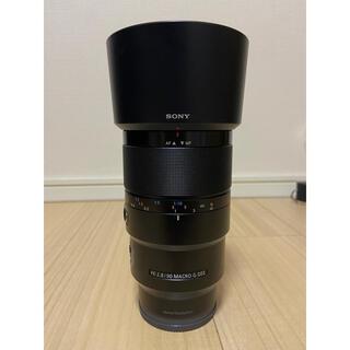 SONY - SONY FE 90mm F2.8 Macro G OSS SEL90M28G