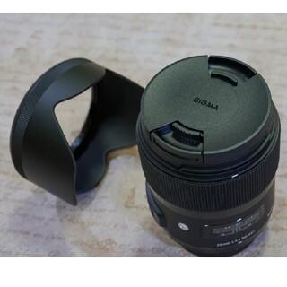 SIGMA - 美品 送料無料 SIGMA 広角レンズ Art 35mm F1.4 DG HSM