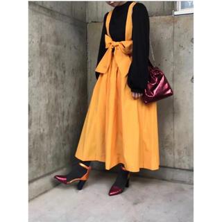 ジーヴィジーヴィ(G.V.G.V.)のG.V.G.V.♡サロペットスカート ジャンパースカート(ロングワンピース/マキシワンピース)