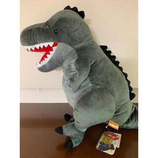 【新品タグ付】バリバリ恐竜時代 でかBIG ギガノトサウルス
