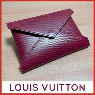LOUIS VUITTON - ☆ルイヴィトン ポシェット キリガミ エピ 正規 ポーチ 財布 ケース 廃盤