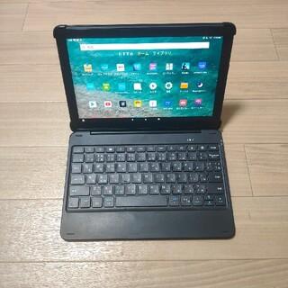 NEW Fire HD 10 ブラック 32GB キーボード付きカバー