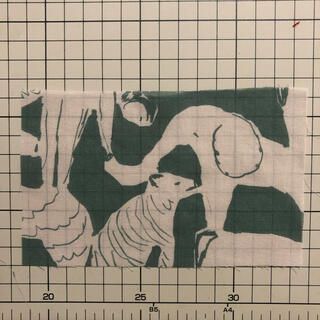 ミナペルホネン(mina perhonen)のミナペルホネン はぎれ(生地/糸)