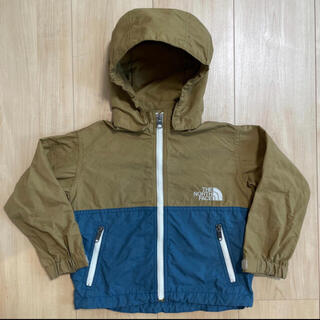 THE NORTH FACE - 美品 ノースフェイス キッズ コンパクトジャケット