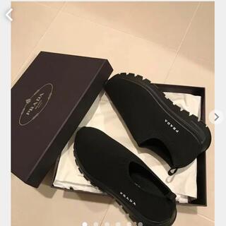 PRADA - 【美品】プラダ 靴