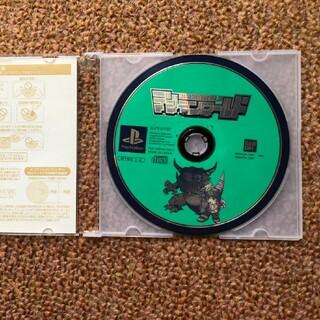 プレイステーション(PlayStation)のデジモンワールド PS ソフト(家庭用ゲームソフト)