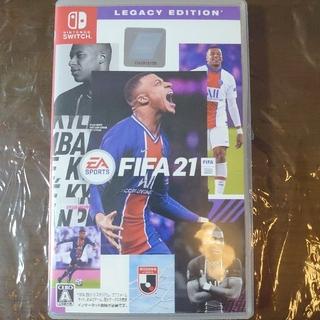 Nintendo Switch - FIFA21 LEGACY EDITION