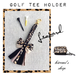 PEARLY GATES - ゴルフ ティーホルダー スカート カートバッグ ベルト パンツ ポロシャツ に