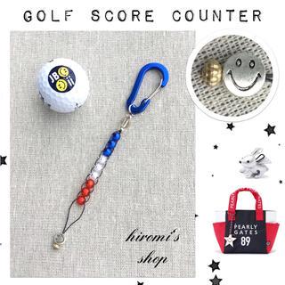 Callaway Golf - ゴルフ スコアカウンター スカート パンツ ベルト セルフスタンドキャディバッグ
