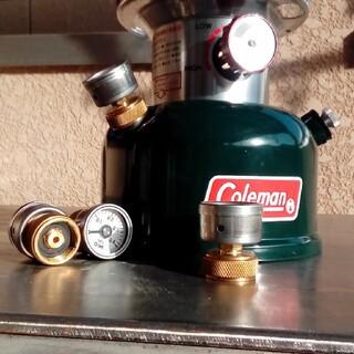 Coleman - コールマン ランタン用圧力計フィラーキャップ